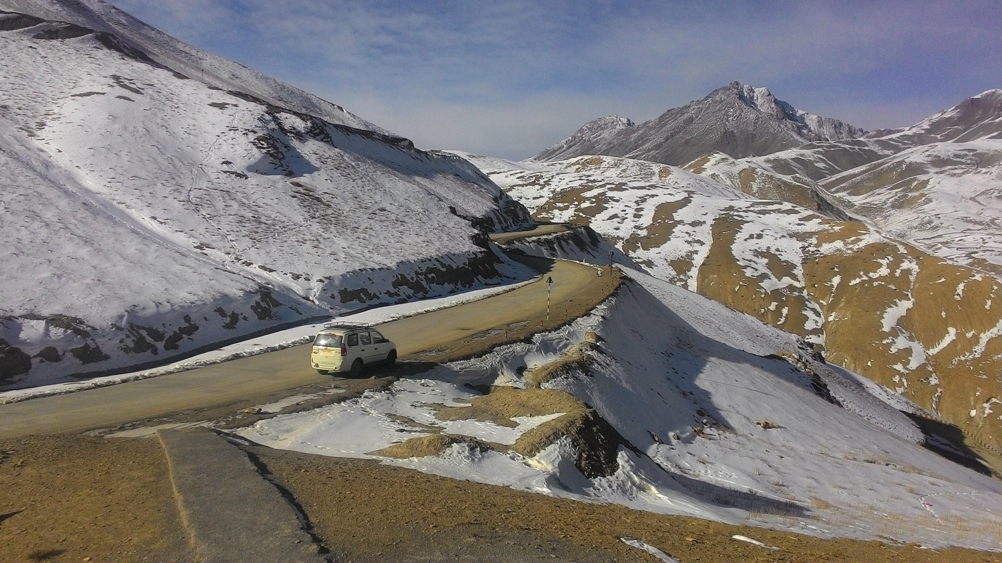 Ladakh – adventurous honeymoon destination