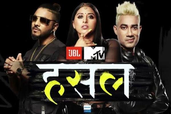 MTV Hustle – The Desi Rap Battle